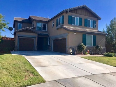 590 Wildrye Court, Hemet, CA 92543 - MLS#: SW18273614
