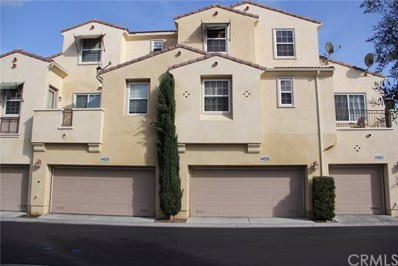 44938 Honey Locust Drive UNIT 122, Temecula, CA 92592 - MLS#: SW18274356