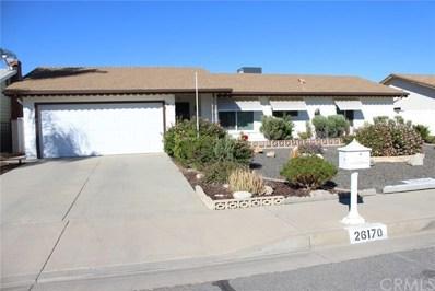 26170 Allentown Drive, Menifee, CA 92586 - MLS#: SW18274382