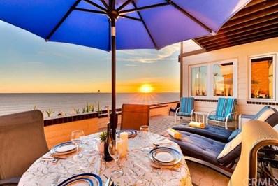 514 W Oceanfront, Newport Beach, CA 92661 - MLS#: SW18274990