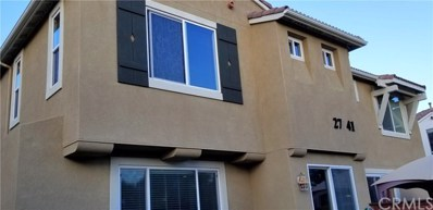 27441 Charleston Court UNIT 3, Murrieta, CA 92562 - MLS#: SW18275844