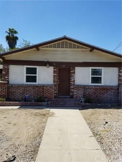 1322 N D Street, San Bernardino, CA 92405 - MLS#: SW18276044