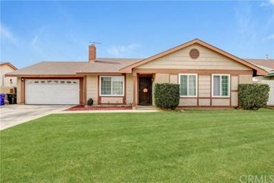 768 S Iris Avenue, Rialto, CA 92376 - MLS#: SW18277536
