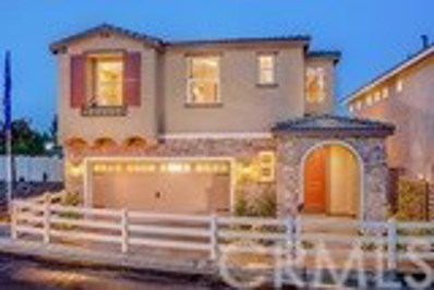 42752 Azure Street, Temecula, CA 92592 - MLS#: SW18279621