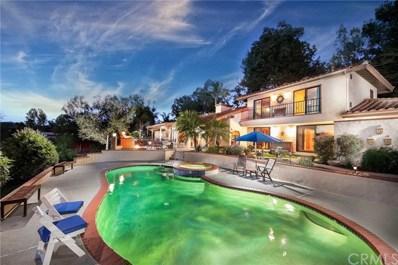 1762 Santa Margarita Drive, Fallbrook, CA 92028 - MLS#: SW18280851