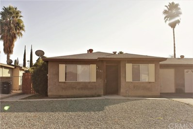 2385 San Pedro Avenue, Hemet, CA 92545 - MLS#: SW18281034