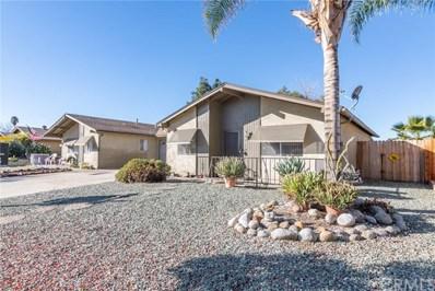 587 San Dimas Street, Hemet, CA 92545 - MLS#: SW18282442