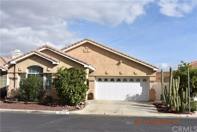 26778 China Drive, Menifee, CA 92585 - MLS#: SW18284354