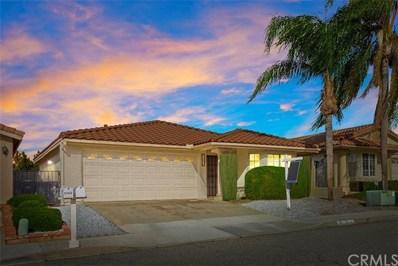 27456 Alta Vista Way, Menifee, CA 92585 - MLS#: SW18284425