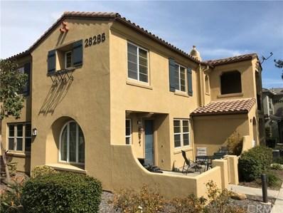 28285 SOCORRO Street UNIT 70, Murrieta, CA 92563 - MLS#: SW18284572
