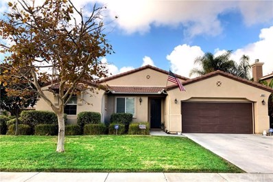 14607 Piedmont Drive, Moreno Valley, CA 92555 - MLS#: SW18286041