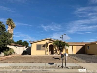 2372 San Bernardo Avenue, Hemet, CA 92545 - MLS#: SW18286078