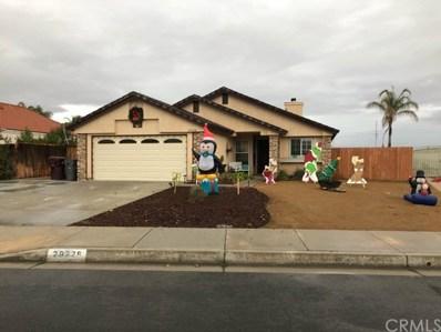 29228 Deer Creek Circle, Menifee, CA 92584 - MLS#: SW18286601