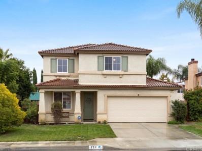 727 Sweet Clover Loop, San Jacinto, CA 92582 - MLS#: SW18287346