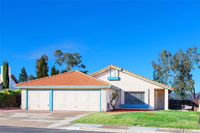 25240 Shadescale Drive, Murrieta, CA 92563 - MLS#: SW18288358