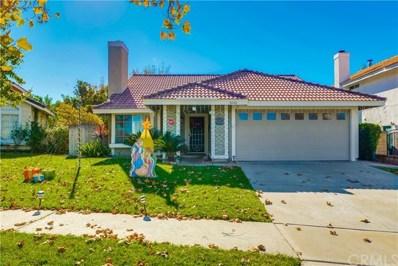 3040 Timberline Drive, Corona, CA 92882 - MLS#: SW18288860