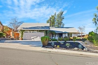 42045 Cosmic Drive, Temecula, CA 92592 - MLS#: SW18288912
