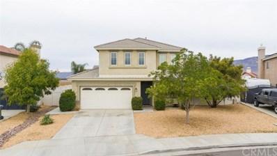 2015 Corydalis Drive, San Jacinto, CA 92582 - MLS#: SW18290632