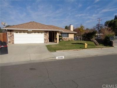 40480 Sharose Drive, Hemet, CA 92544 - MLS#: SW18293991