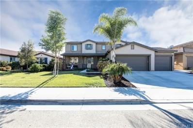29111 Black Meadow Court, Menifee, CA 92585 - MLS#: SW18297404