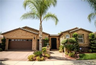 457 Olazabal Drive, Hemet, CA 92545 - MLS#: SW19001779