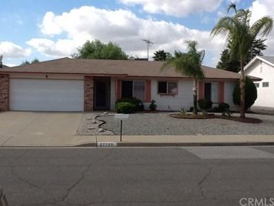 27139 Presley Street, Sun City, CA 92586 - MLS#: SW19002187