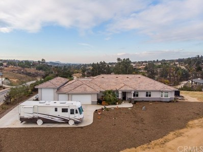 17180 Mockingbird Canyon Road, Riverside, CA 92504 - MLS#: SW19002442