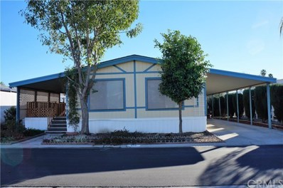 1300 W Menlo Avenue UNIT 219, Hemet, CA 92543 - MLS#: SW19003351