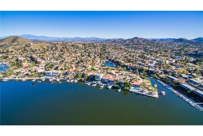 29772 Nautical Court, Canyon Lake, CA 92587 - MLS#: SW19003353