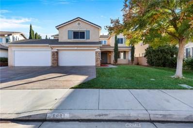 28881 Hillside Drive, Menifee, CA 92584 - MLS#: SW19003441