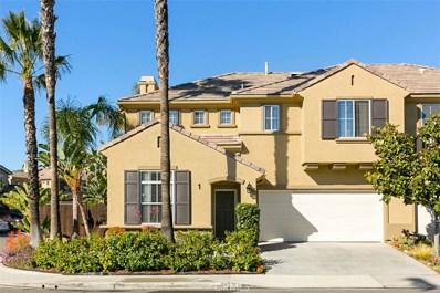 1 Socorro, Rancho Santa Margarita, CA 92688 - MLS#: SW19003497