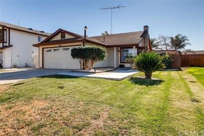 25805 Delphinium Avenue, Moreno Valley, CA 92553 - MLS#: SW19003523