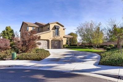 30970 Golden Aster Court, Murrieta, CA 92563 - MLS#: SW19005242