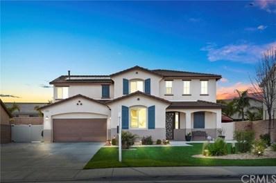 34981 Ryanside Court, Winchester, CA 92596 - MLS#: SW19005464