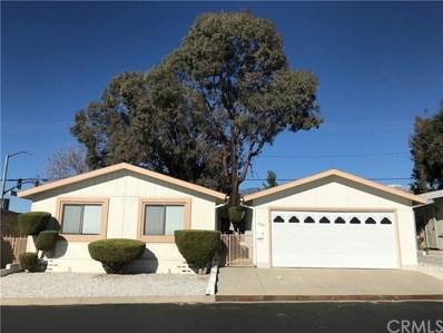 3800 W Wilson Street UNIT 386, Banning, CA 92220 - MLS#: SW19006294