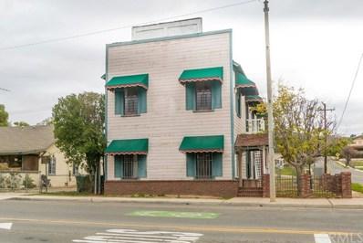 252 N N. Main Street, Lake Elsinore, CA 92530 - MLS#: SW19006763