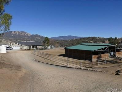 41550 Saddleback Drive, Aguanga, CA 92536 - MLS#: SW19007450