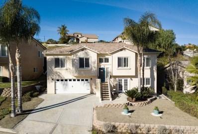 30611 Cinnamon Teal Drive, Canyon Lake, CA 92587 - MLS#: SW19007517