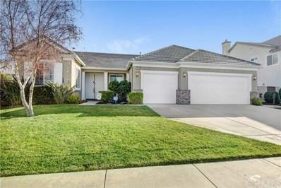 28586 Woodchester Way, Menifee, CA 92584 - MLS#: SW19009000