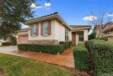 28485 Raintree Drive, Menifee, CA 92584 - MLS#: SW19009378