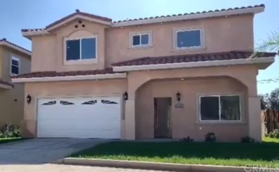11737 Thorson, Lynwood, CA 90262 - MLS#: SW19009464