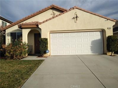 16830 Tack Lane, Moreno Valley, CA 92555 - MLS#: SW19010373