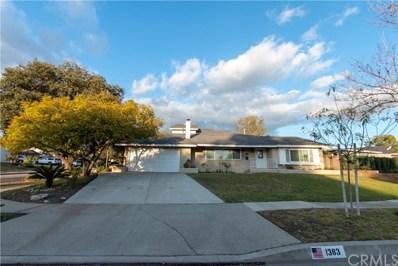 1383 Cedarview Drive, Claremont, CA 91711 - MLS#: SW19010651