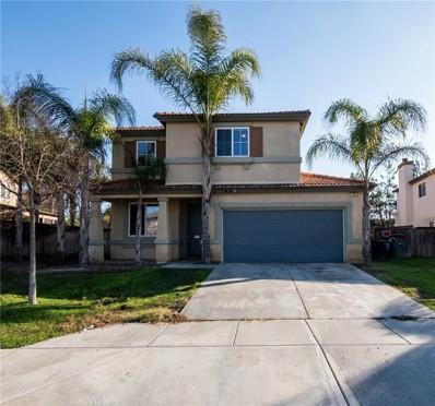 749 Sweet Clover, San Jacinto, CA 92582 - MLS#: SW19010680