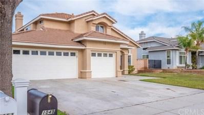 1045 Golden Meadow Drive, Corona, CA 92882 - MLS#: SW19010789