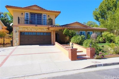 7250 Pondera Circle, West Hills, CA 91307 - MLS#: SW19013029