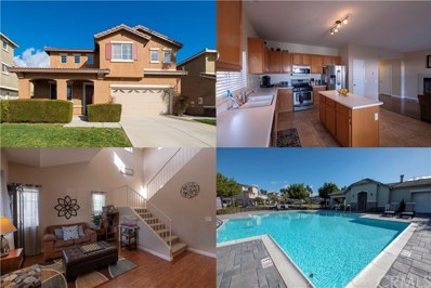 39840 Monarch Drive, Murrieta, CA 92563 - MLS#: SW19014467