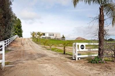 36750 Glenoaks Road, Temecula, CA 92592 - MLS#: SW19015094