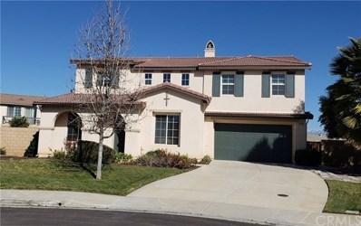 34756 Mediterra Circle, Winchester, CA 92596 - MLS#: SW19015743