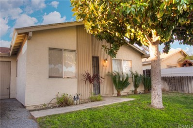 376 E Evans Street, San Jacinto, CA 92583 - MLS#: SW19016171